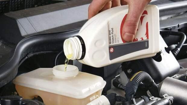 Замена жидкости - важный вопрос.  Фото: 1km.by.