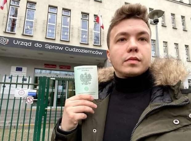 Операция «Протасевич»: оппозиционного блогера сдали свои