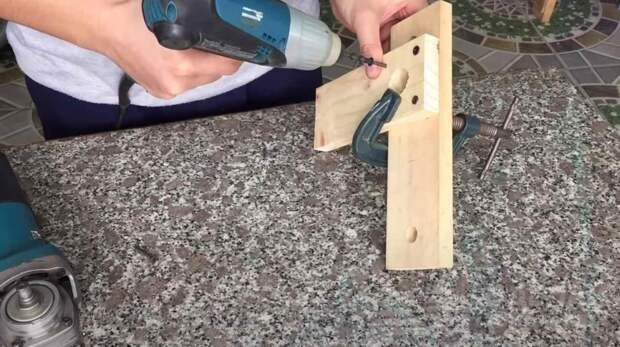 Как сделать фрезерный столик из болгарки
