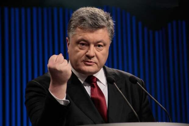 Тупой фальстарт «ястреба войны» Порошенко