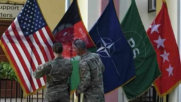 Похороны НАТО