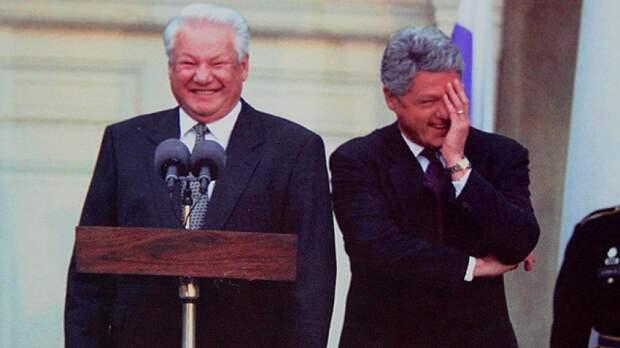 Ельцин упустил Крым в 90-х