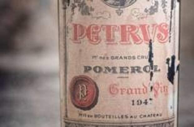 150 бутылок вина на сотни тысяч евро украли из ресторана в Париже
