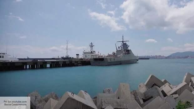 «Лучшее поздравление на 9 Мая»: украинцы оценили появление российских кораблей у Одессы