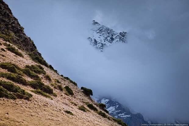 Ущелье Джууку, Киргизия