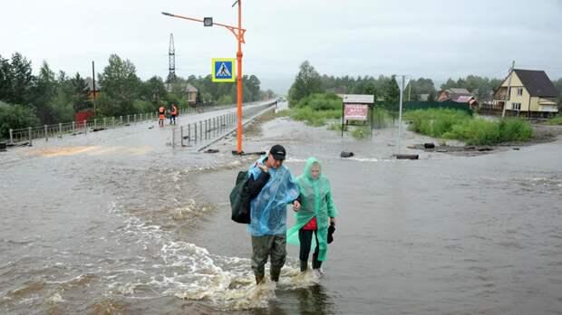 Кабмин направит ещё 400 млн рублей на ликвидацию последствий паводков в Забайкалье