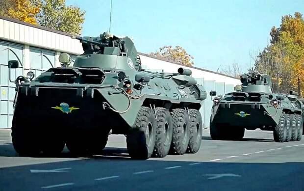 ВСУ готовы наступать, но опасаются военной реакции России
