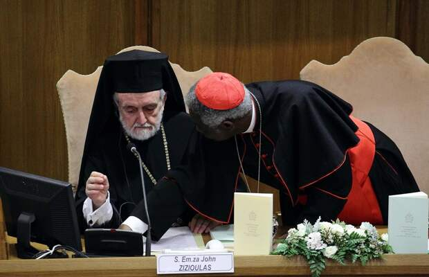 Ватикан на грани «радужного» раскола. Православие на очереди?