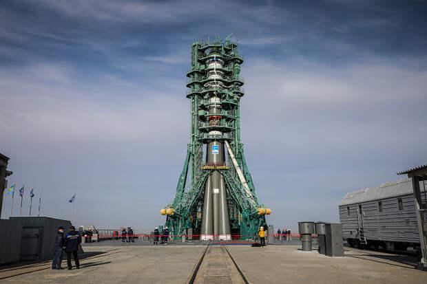 Хохломская ракета «Союз» скоро отправится в космос. Как посмотреть трансляцию