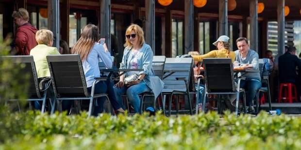 В Москве по просьбе бизнеса проведут эксперимент с COVID-free ресторанами / Фото: Ю.Иванко, mos.ru