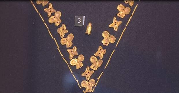 Глава Крыма назвал решение о передаче Украине коллекции «скифского золота» рейдерским захватом