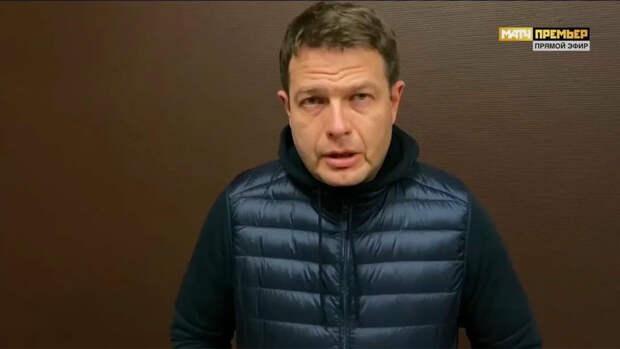 """В """"Спартаке"""" не исключили, что избиение Фетисова связано с профессиональной деятельностью"""