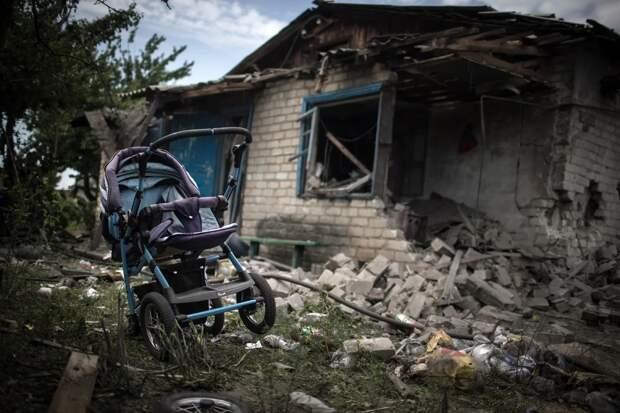 Жертвами конфликта в Донбассе стали около 14 тысяч человек – МИД Украины