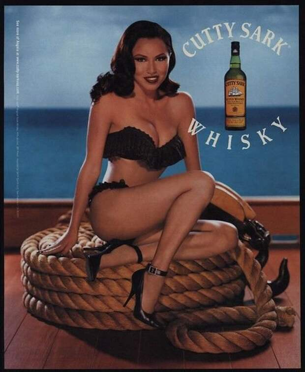 Соблазнительные барышни и виски - атмосферная подборка выходного дня
