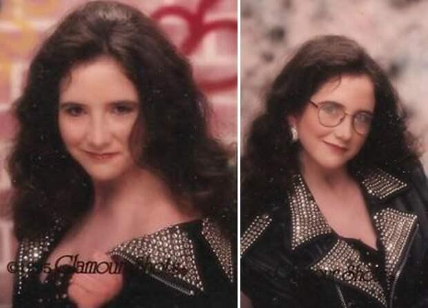 Главные приемы гламурных фотографий в 90-х
