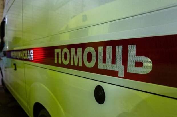 На Камчатке крановщик спас строителей из горящего здания