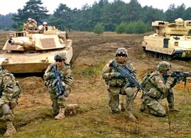 Прибалтика зазывает армию США к границам России