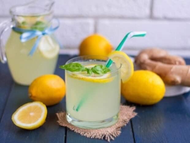 Безалкогольные напитки. Имбирный эль