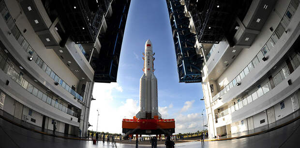 Основной модуль китайской космической станции будет запущен в 2018