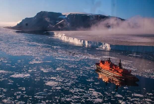 Россия готовит беспилотный флот для Арктики