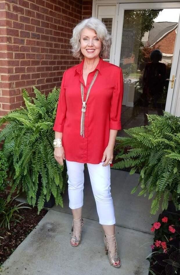 Идеальные цвета в одежде для женщин после 40 для создания дорогого и ухоженного образа