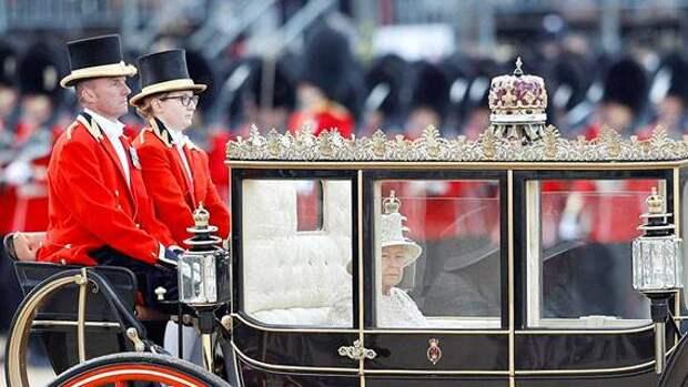 В Великобритании отпраздновали официальный день рождения Елизаветы II
