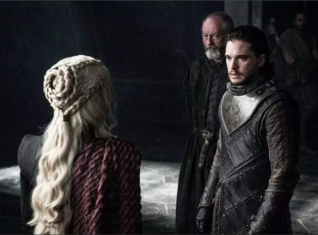 """Съёмки нового сериала по вселенной """"Игры престолов"""" начались в Северной Ирландии"""