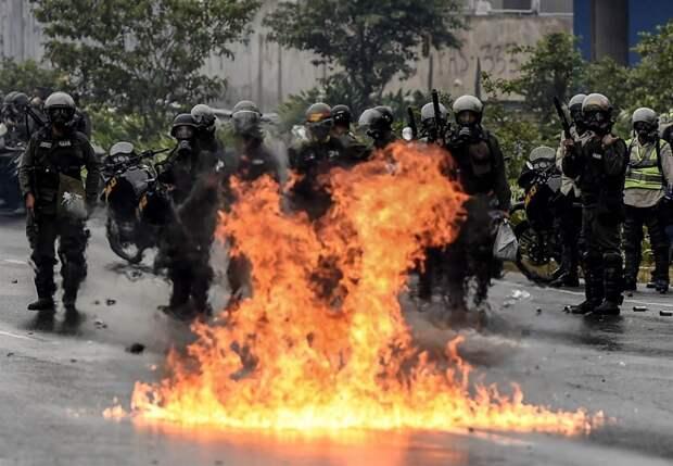 Константин Семин. Венесуэльский фронт.