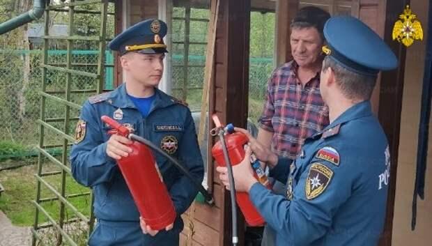 МЧС России проводит сезонные профилактические операции по предупреждению природных пожаров