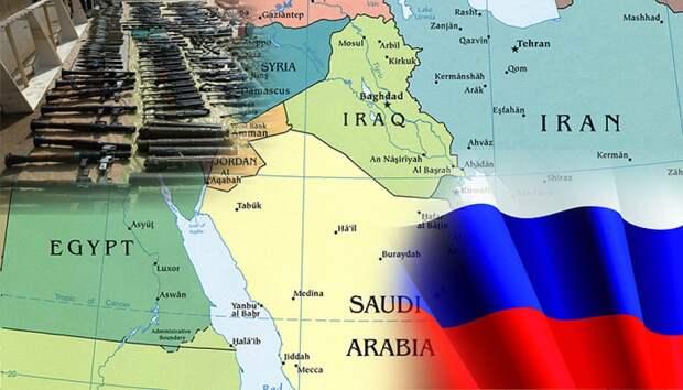 Россия может примирить США и Иран