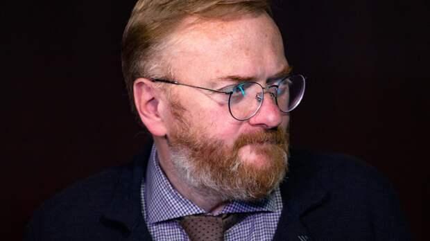 Милонов назвал социальные сети одной из причин стрельбы в казанской школе