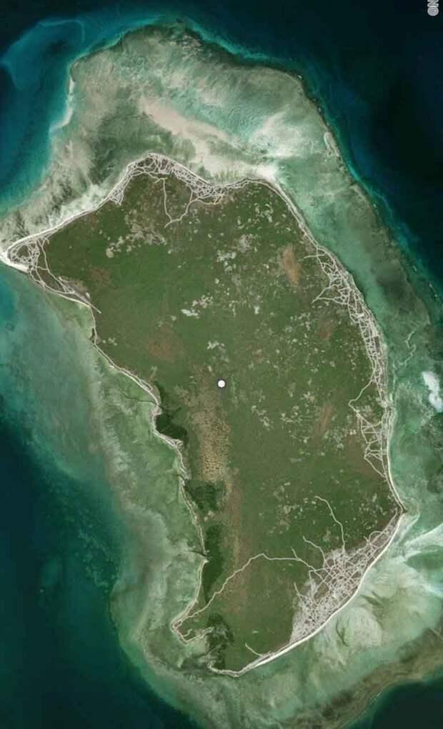 Остров Матемо
