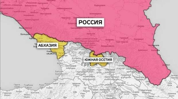 Какие территории могут войти в состав России?