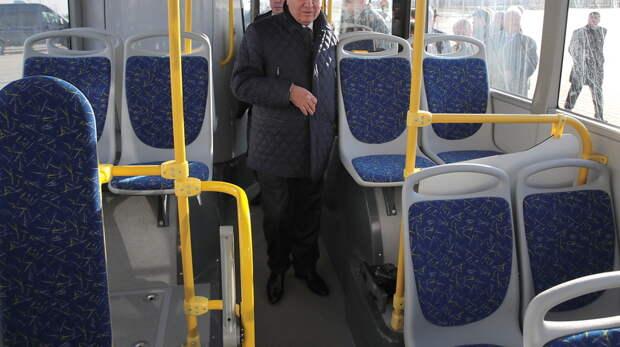 На безналичную оплату проезда хотят перевести весь транспорт в Ростовской области