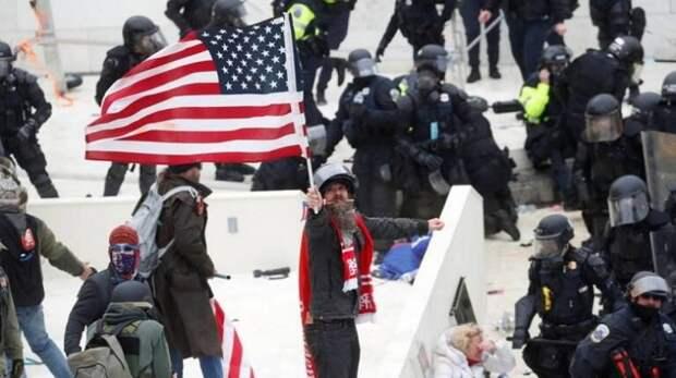 Что вызвало эпидемию самоубийств полицейских после штурма Капитолия
