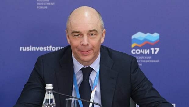 Силуанов отказался верить, что пенсионеры работают из-за бедности