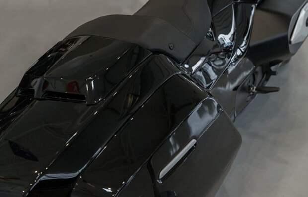"""Тяжелый эскортный мотоцикл ИЖ для проекта """"Кортеж"""" авто, байк, калашников, кортеж, мото, мотоцикл, мотоцикл иж, проект Кортеж"""
