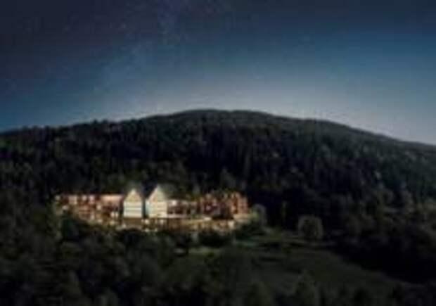 В Доломитовых Альпах откроется курорт Lefay