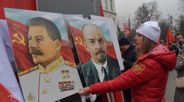 Здесь будет Сталин-Центр. В городе Бор заложили первый камень в основание музея