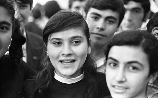 Советская молодежь 70-х: последнее поколение строителей коммунизма (фото)