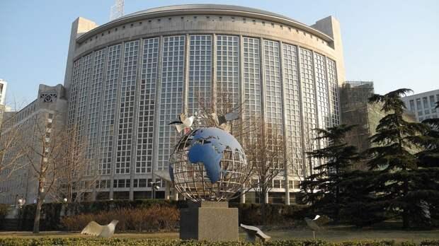 МИД Китая поздравил РФ с проведением парада Победы в Москве