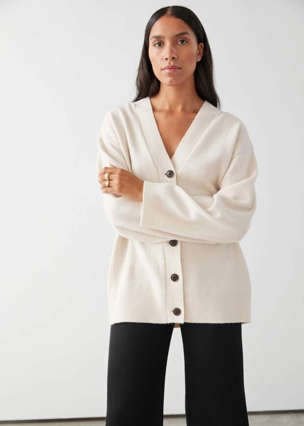 Уютные и стильные модели зимних свитеров 2020-2021