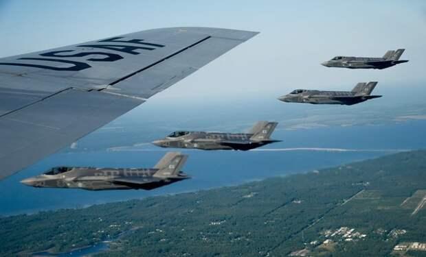 Пентагон заявил, что Россия нападает на США в Сирии с помощью систем РЭБ: авиация не может летать