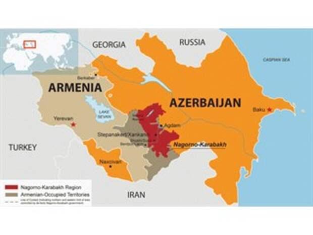 Вокруг конфликта в Нагорном Карабахе. Информация к размышлению