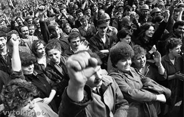 Бывали ли случаи массовых беспорядков и протестов в СССР?