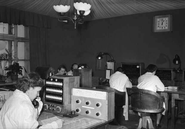 Диспетчерский пункт подстанции скорой помощи / Фото: Фото: https://mos03.ru/history