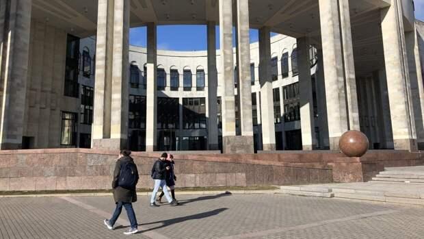 Скандинавский антициклон сохранит для петербуржцев солнечную и теплую погоду