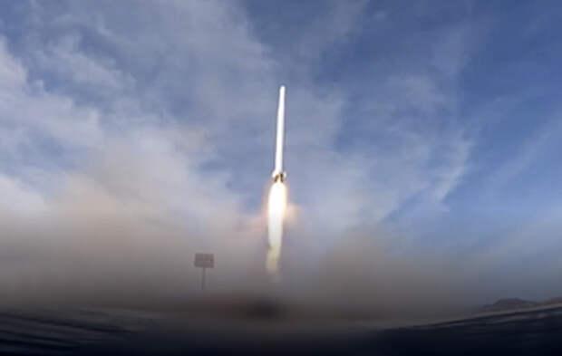 Иран сообщил об успешном запуске в космос первого военного спутника
