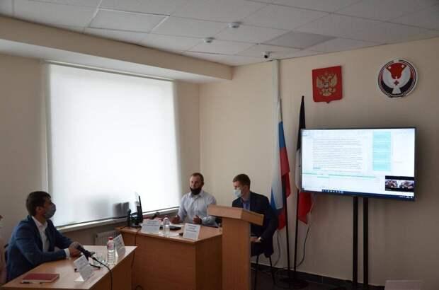 Итоги работы в суде робота-секретаря подвели в Ижевске