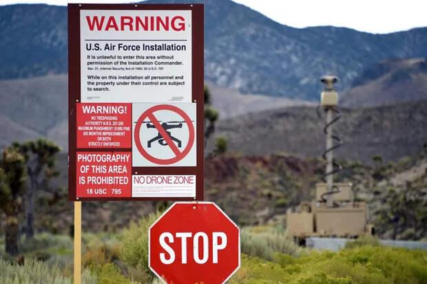 Похищенный американскими военными российский «Панцирь» отвезут в«Зону 51»
